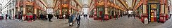 Leadenhall Market in London (England)