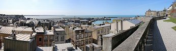 Latest panorama published: The City of Granville (Manche, France)