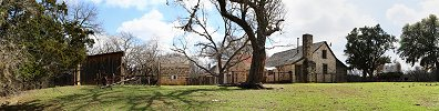 Latest panorama published: Sauer-Beckmann Living History Farm (LBJ State Park, Texas, USA)